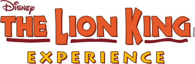 The Lion King Experience logo